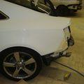 Lakovanie Audi A5