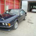 Lakovanie BMW 6