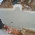 Lakovanie Fiat Doblo