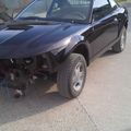 Lakovanie Ford Mustang