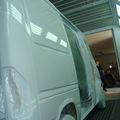 Lakovanie Mercedes Sprinter