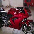 Lakovanie motorky