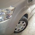 Lakovanie Peugeot Partner