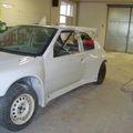 Lakovanie Peugeot