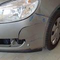 Lakovanie Škoda Fabia
