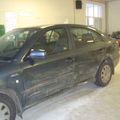 Lakovanie Škoda Octavia