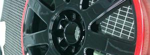 Lakovanie diskov