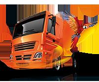 Lakovanie nákladných áut